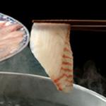 鯛しゃぶの作り方